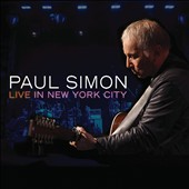 Paul Simon: Live in New York City [Digipak]