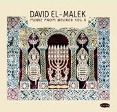 David El Malek: Music from Source, Vol. 2 [Digipak]