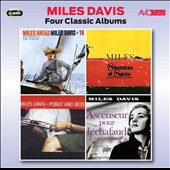 Miles Davis: Four Classic Albums (Miles Ahead/Sketches of Spain/Porgy and Bess/Ascenseur Pour L'echafaud)