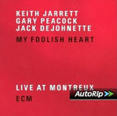 Keith Jarrett: My Foolish Heart [Limited Edition]