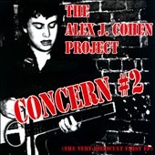 The Alex Cohen Project: Concern #2: The Very Difficult First E.P. [EP]