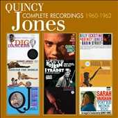Quincy Jones: The Complete Recordings: 1960-1962 [Box]
