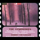 Brahms: The Symphonies; Haydn Variations; 8 Hungarian Dances