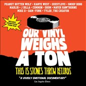 Various Artists: Our Vinyl Weighs a Ton [CD/DVD]