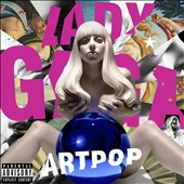 Lady Gaga: ARTPOP [CD/T-Shirt]
