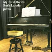 My First Recital / Ruth Laredo