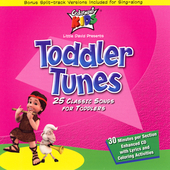 Cedarmont Kids: Toddler Songs