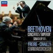 Beethoven: Piano Concerto No. 5 'Emperor' / Nelson Freire; Riccardo Chailly