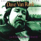 Dave Van Ronk: Live at Sir George Williams University