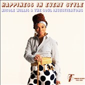 Nicole Willis & the Soul Investigators/The Soul Investigators/Nicole Willis: Happiness in Every Style [Digipak] *
