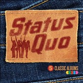 Status Quo (UK): Five Classic Albums [Slipcase]