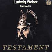 Ludwig Weber - Opera Arias