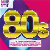 Various Artists: 80 Hits of the '80s
