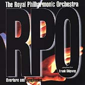 The Royal Philharmonic Orchestra - Overture and Symphonies