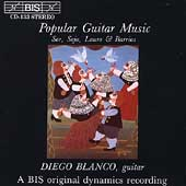Popular Guitar Music / Diego Blanco
