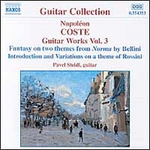 Guitar Collection - Coste: Guitar Works Vol 3 / Steidl