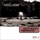 Newman: Requiem / Newman, Bachworks Orchestra and Chorus