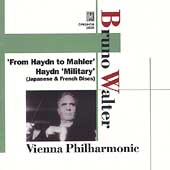 From Haydn to Mahler / Bruno Walter, Vienna Philharmonic