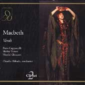 Verdi: Macbeth / Abbado, Cappuccilli, Verrett, Ghiaurov, etc