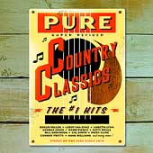 Various Artists: Pure Country Classics: The #1 Hits