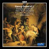 Georg Gebel: Christmas Oratorio