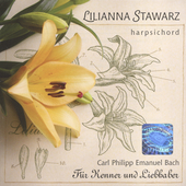 For The Connoisseurs - C.P.E. Bach / Lilianna Stawarz