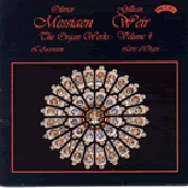 Messiaen: The Organ Works Vol 4 / Gillian Weir