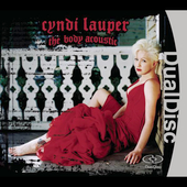 Cyndi Lauper: The Body Acoustic