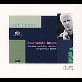 Machandelboom - Rolf Riehm / Alfred Harth, Karl Riehm