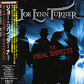Joe Lynn Turner: The Usual Suspects