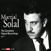 Martial Solal: Complete Vogue Recordings, Vol. 1 [Remaster]