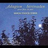 Adagios, S&eacute;r&eacute;nades / Simion Stanciu, et al