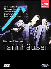 Welser-Most, Franz: Wagner: Tannhauser [DVD]