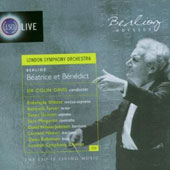Berlioz. Beatrice & Benedict. E.shkosa, K.tarver, Lso, C.dav