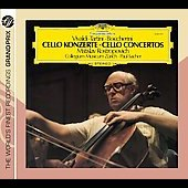 Grand Prix - Vivaldi, Tartini, Boccherini: Cello Concertos / Rostropovich