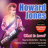 Howard Jones: What Is Love? (Collectables)