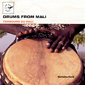 Mamadou Kanté: Drums From Mali *