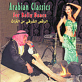 Salatin El Tarab Orchestra: Arabian Classics for Belly Dance