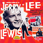 Jerry Lee Lewis: Jerry Lee Lewis/Jerry Lee's Greatest [Digipak]