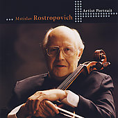 Artist Portrait - Mstislav Rostropovich