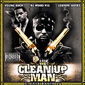 DJ Whoo Kid: G-Unit Radio 24: The Clean Up Man [PA]