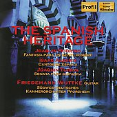 The Spanish Heritage - Rodrigo, Albeniz, Turina
