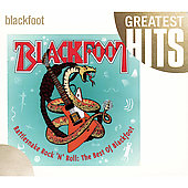 Blackfoot: Rattlesnake Rock 'N' Roll: The Best Of [Remaster] [Slipcase]