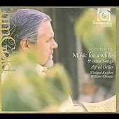 Purcell: Music for a While / Alfred Deller, Deller Consort