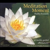 Dudley Evenson: Meditation Moment [Slipcase]