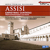 Assisi - Corelli, Benedetti, Porpora, etc / Ehrhardt, Ziesak, Friedrich, et al