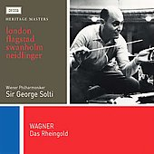 Heritage Masters - Wagner: Das Rheingold / Solti, Flagstad, London, et al