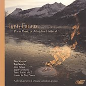 Ignis Fatuus - Piano Music of Adolphus Hailstork / Andrey Kasparov, Oksana Lutsyshyn