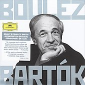 Pierre Boulez Conducts Bart&#243;k
