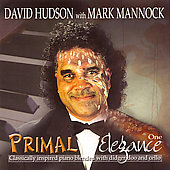 David Hudson (Didgeridoo): Primal Elegance One *